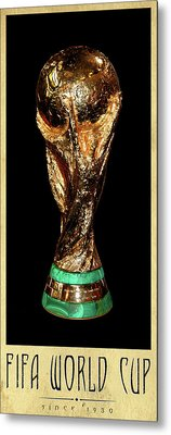 2010 Fifa World Cup Metal Prints