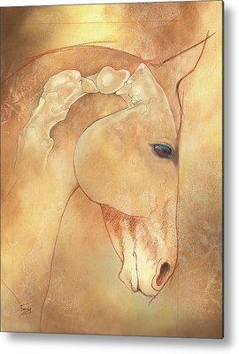 English Horse Metal Prints