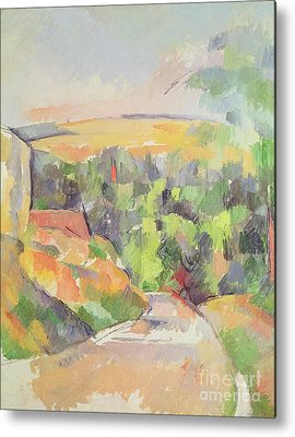 Cezanne Metal Prints