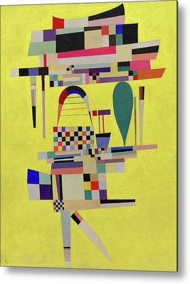 Wassily Kandinsky Metal Prints