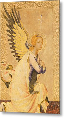 Angel Wings Metal Prints