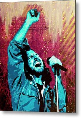 Pearl Jam Metal Prints