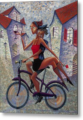 Bike Metal Prints