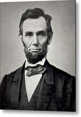 Lincoln Metal Prints