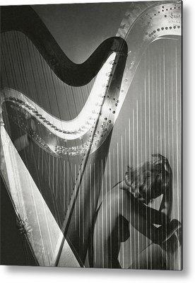 Harps Metal Prints