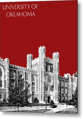 Oklahoma University Metal Prints