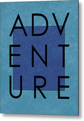 Adventure Metal Prints