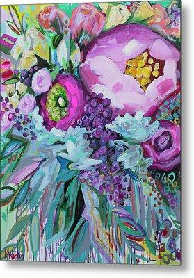 Wild Flower Metal Prints