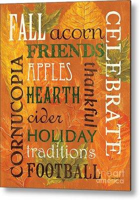 Thanksgiving Metal Prints