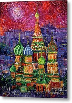 Russian Impressionism Metal Prints