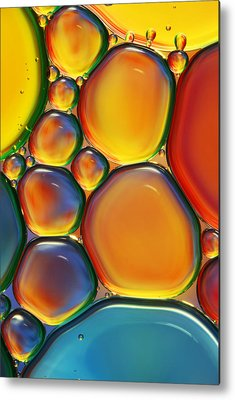 Bright Colors Metal Prints