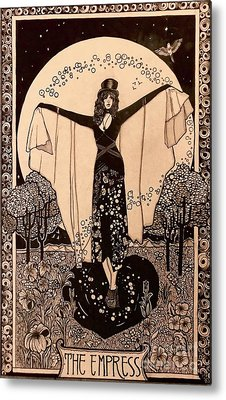 Wicca Metal Prints