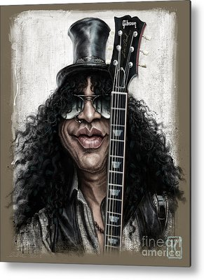 Music Guns N Roses Rock Metal Prints
