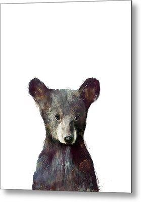 Bear Metal Prints