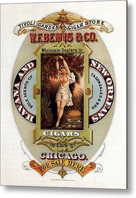 Vintage Chicago Metal Prints