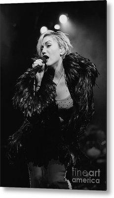 Gwen Stefani Metal Prints