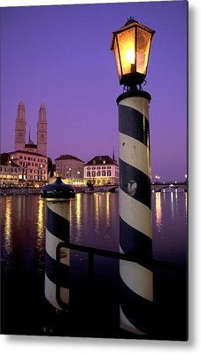 Zuerich Metal Prints