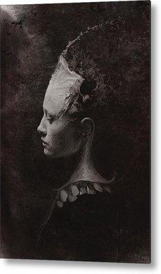Macabre Photographs Metal Prints