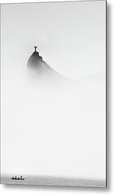 South America Metal Prints