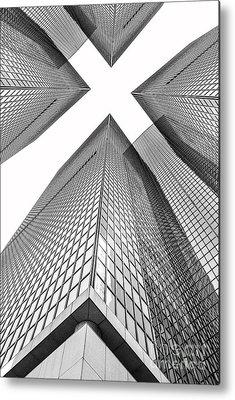 Pattern Photographs Metal Prints