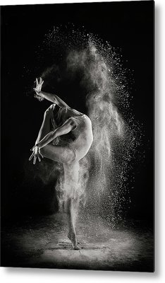 Acrobat Metal Prints