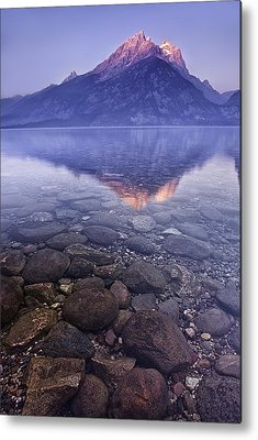 Teton Metal Prints