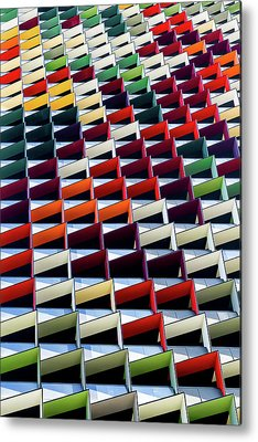 Triangles Photographs Metal Prints