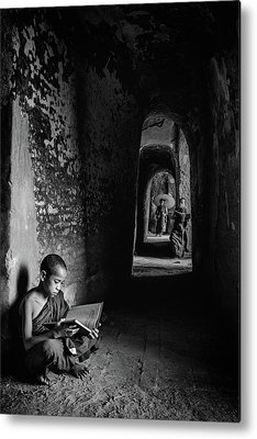 Myanmar Metal Prints