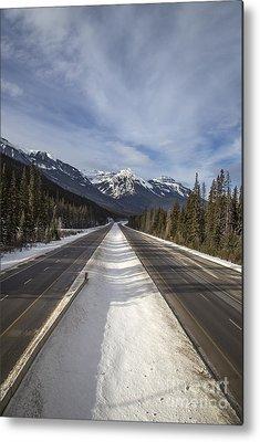 Canadian Rockies Metal Prints