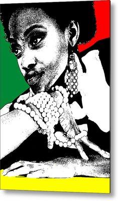 Jamaican Metal Prints