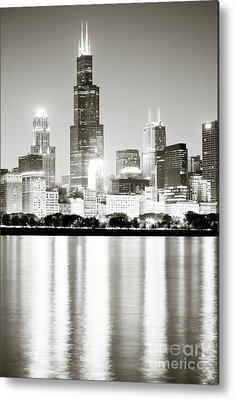 Willis Tower Metal Prints