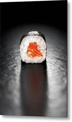 Sushi Metal Prints