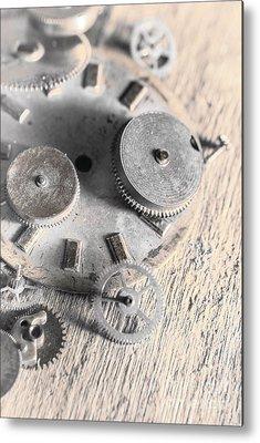 Mechanism Metal Prints