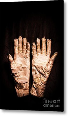 Gestures Photographs Metal Prints