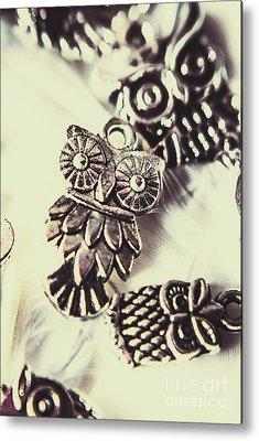 Necklace Metal Prints