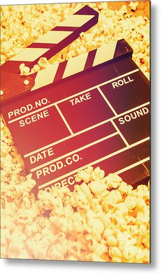 Film Industry Metal Prints