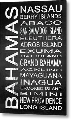 Eleuthera Art Metal Prints