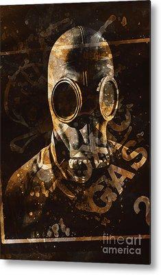 Toxic Waste Metal Prints