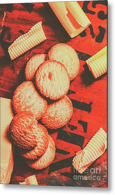 Confectionery Metal Prints