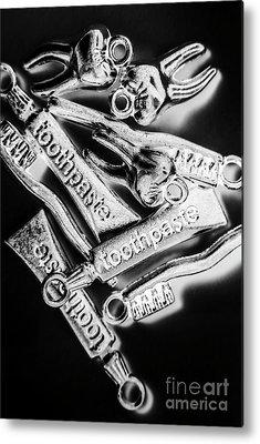 Dentistry Metal Prints