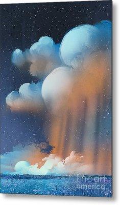 Cloud Formation Metal Prints