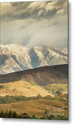 Foothills Metal Prints