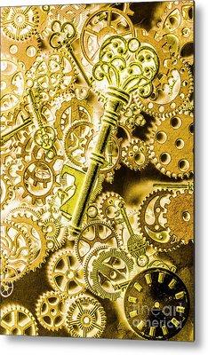 Golden Ratio Metal Prints