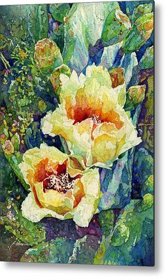 Prickly Pear Metal Prints