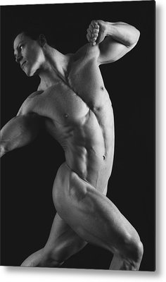 Nude Photographs Metal Prints