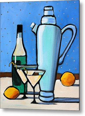 Martini Metal Prints