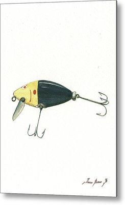 Fishing Metal Prints