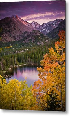 Landscape Metal Prints