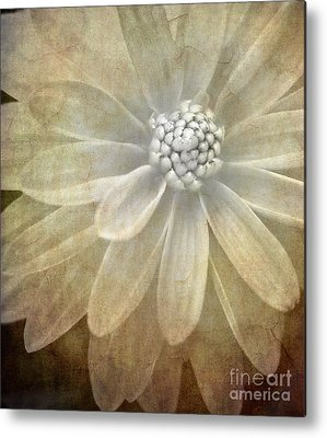 Textured Floral Metal Prints