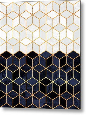 Geometry Metal Prints